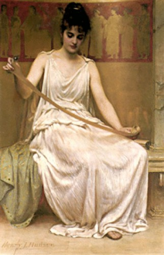 greek-lady-reading